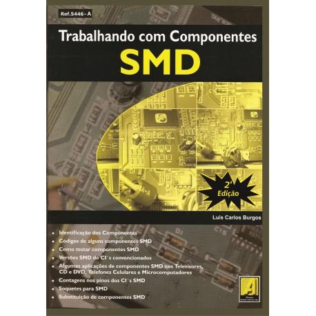 Livro Trabalhando com Componentes SMD