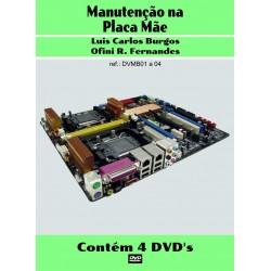 DVD aula Manutenção em Placa Mãe