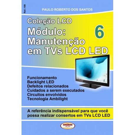 Manutenção em TVs LCD Vol.06