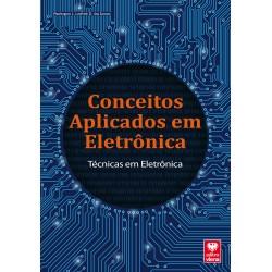 Livro Conceitos Aplicados em Eletrônica