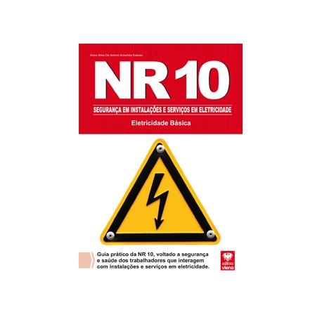 Livro NR 10 Segurança em Instalações e Serviços em Eletricidade