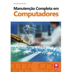 Livro Manutenção Completa em Computadores