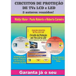 Coleção Circuitos de Proteção Livro Circuitos de Proteção Vol.01
