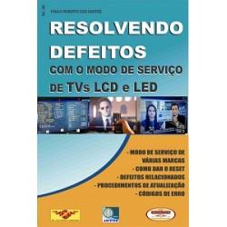 Resolvendo Defeitos com o Modo de Serviço de TVs LCD e LED