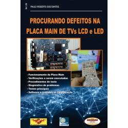Procurando Defeitos na Placa Main de TVs LCD e LED