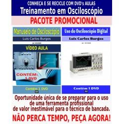DVDs aula Osciloscópio