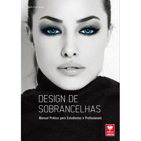 Design de Sobrancelhas. Ilustrado e Colorido