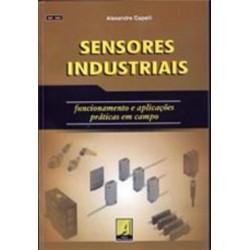 Livro Sensores Industriais. Funcionamento e Aplicações práticas.