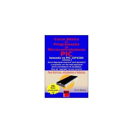 Curso de Programação de Microcontroladores PIC Vol.02