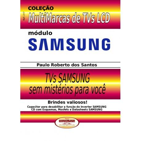 Livro Multimarcas LCD Samsung com Brindes