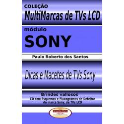 Livro Multimarcas LCD.Sony com Brinde