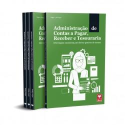 Livro Administração de Contas a Pagar,Receber e Tesouraria