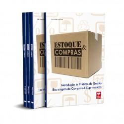 Livro Estoque & Compras.