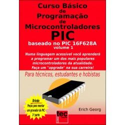 Curso de Programação de Microcontroladores PIC Vol.01