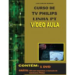 DVD aula Philips, linha PT