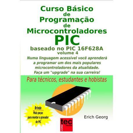 Curso de Programação de Microcontroladores PIC Vol.04