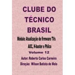 DVD aula Atualização de firmware TVs AOC,H-Buster e Philco
