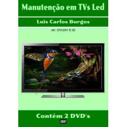 DVD aula Manutenção TVs LED
