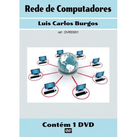 DVD aula Rede de Computadores