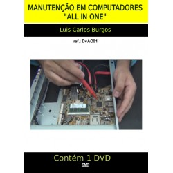 "DVD aula Computadores ""ALL ONE"""