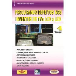 Procurando Defeitos nos Inverter de TVs LCD e LED
