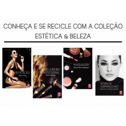 Livros de Estética e Beleza. Coleção completa