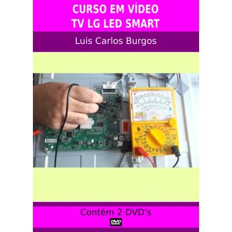 DVD aula TV LED LG SMART