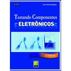Livro Testando Componentes Eletrônicos