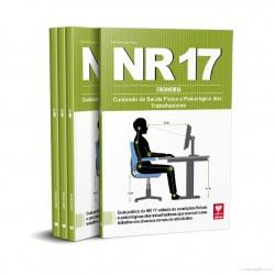 Livro NR17 - Ergonomia