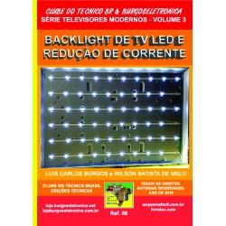Livro Backlight de TV LED e Redução de Corrente
