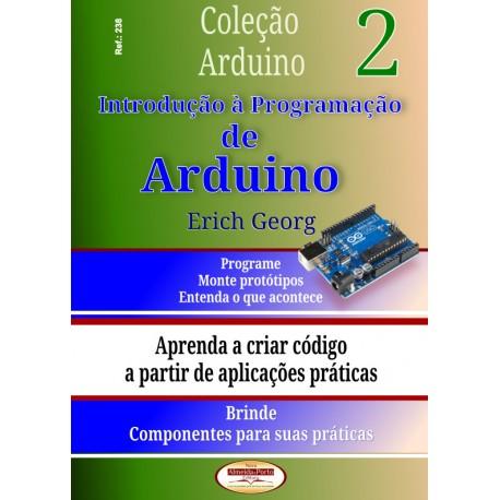 Col.Arduino.Introdução à Programação de Arduino Vol.02