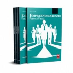 Livro Empreendedorismo. Passo a Passo