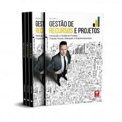 Livro Gestão de Recursos e Projetos