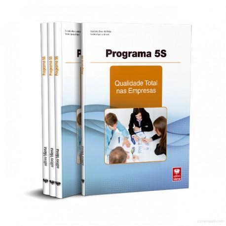 Livro Programa 5S. Qualidade Total nas Empresas