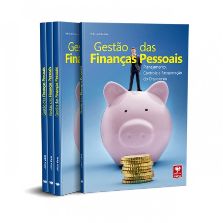 livro Gestão das Finanças Pessoais