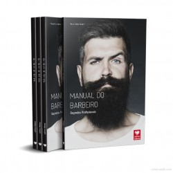 Livro Manual do Barbeiro. Segredos Profissionais