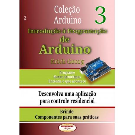 Col.Arduino.Introdução à Programação de Arduino Vol.03