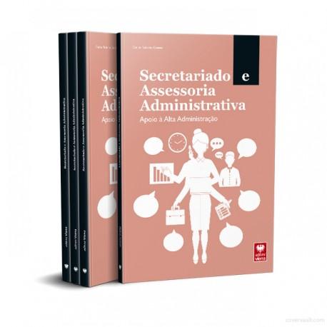 Livro Secretariado e Assessoria Administrativa.