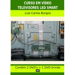 DVD aula TV LED Smart