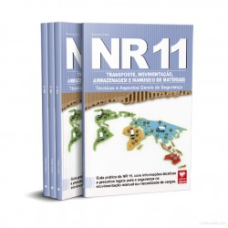 NR 11 Transporte,Movimentação,Armazenagem e Manuseio de Materiais.