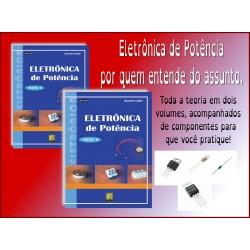 Eletrônica de Potência com Componentes para Prática