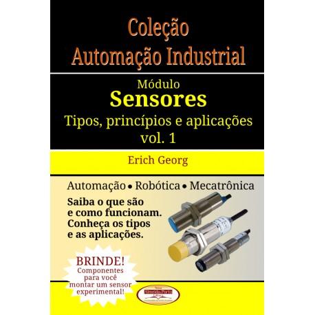 Col.Automação Industrial  Sensores Vol.01