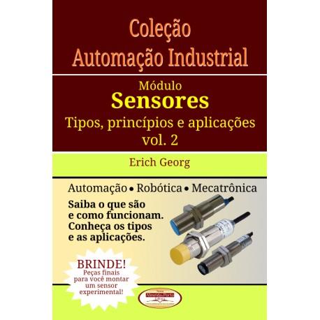 Col.Automação Industrial Sensores Vol.02