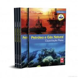 Livro Petróleo e Gás Natural. Capacidade Plena!