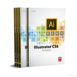 Livro Illustrator CS6. Arte Vetorial