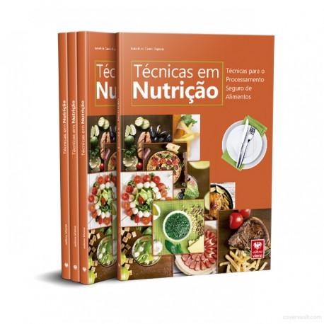 Livro Técnicas em Nutrição
