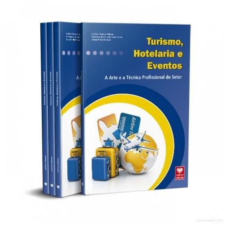 Livro Turismo,hotelaria e Eventos