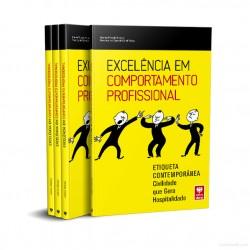 Livro Excelência em Comportamento Profissional