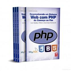 Livro Desenvolvendo um Sistema Web com PHP