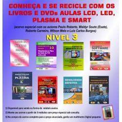 Conheça E Recicle:livros e Dvds TVs Lcd, led, Plasma e Smart.